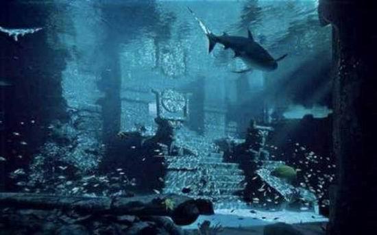 10 легендарных потерянных миров