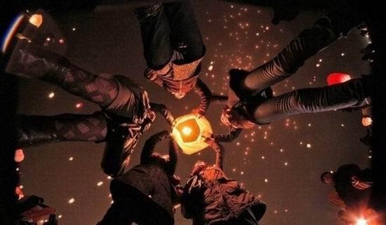 Почему во многих странах мира запрещены небесные фонарики