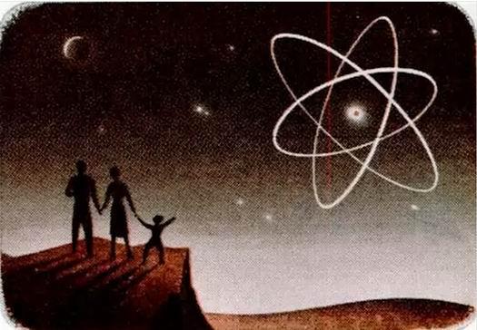 Будущее, каким человечество представляло его в 1947 году Интересное