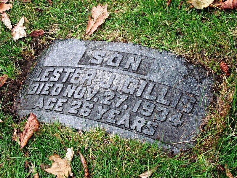 Мертвый город: как выглядят могилы самых знаменитых преступников-21 фото-