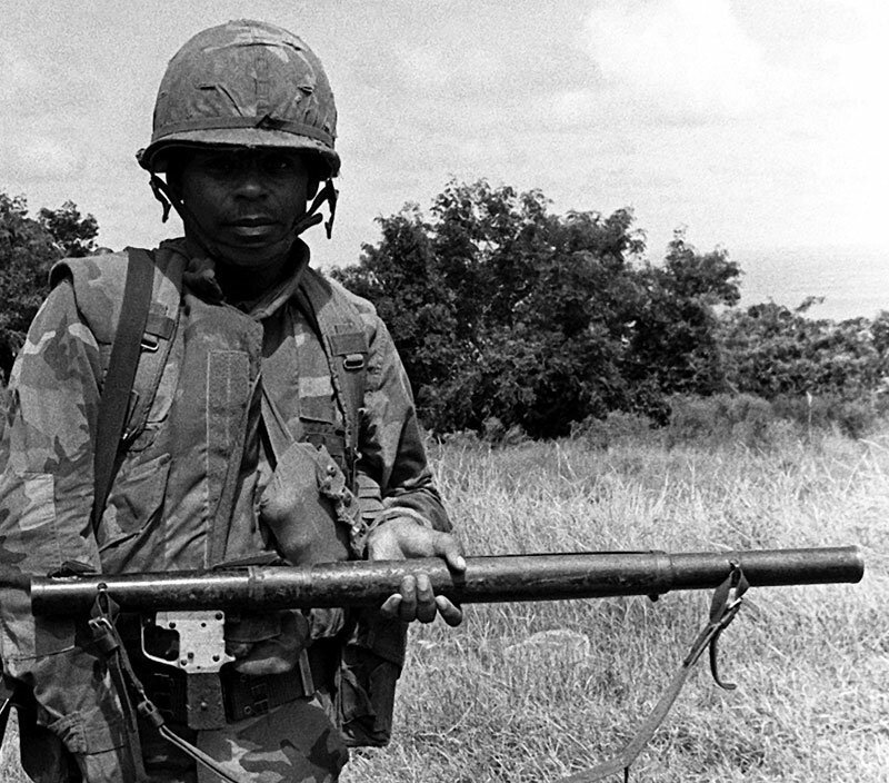 70 лет первому отечественному ручному противотанковому гранатомёту-16 фото-