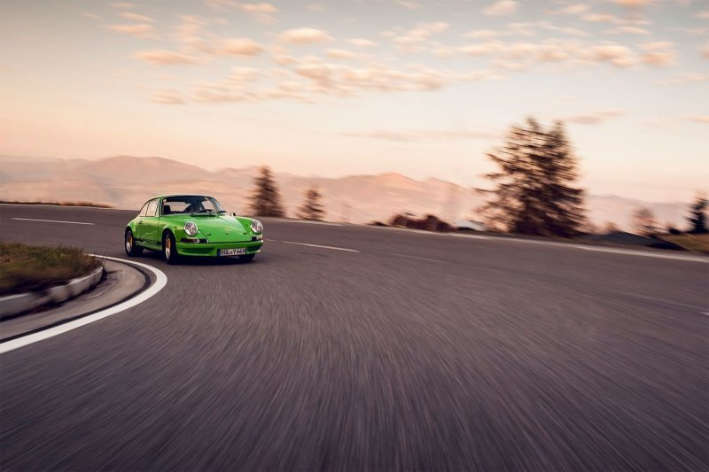 Воля к жизни: как человек без ног построил себе Porsche-9 фото-