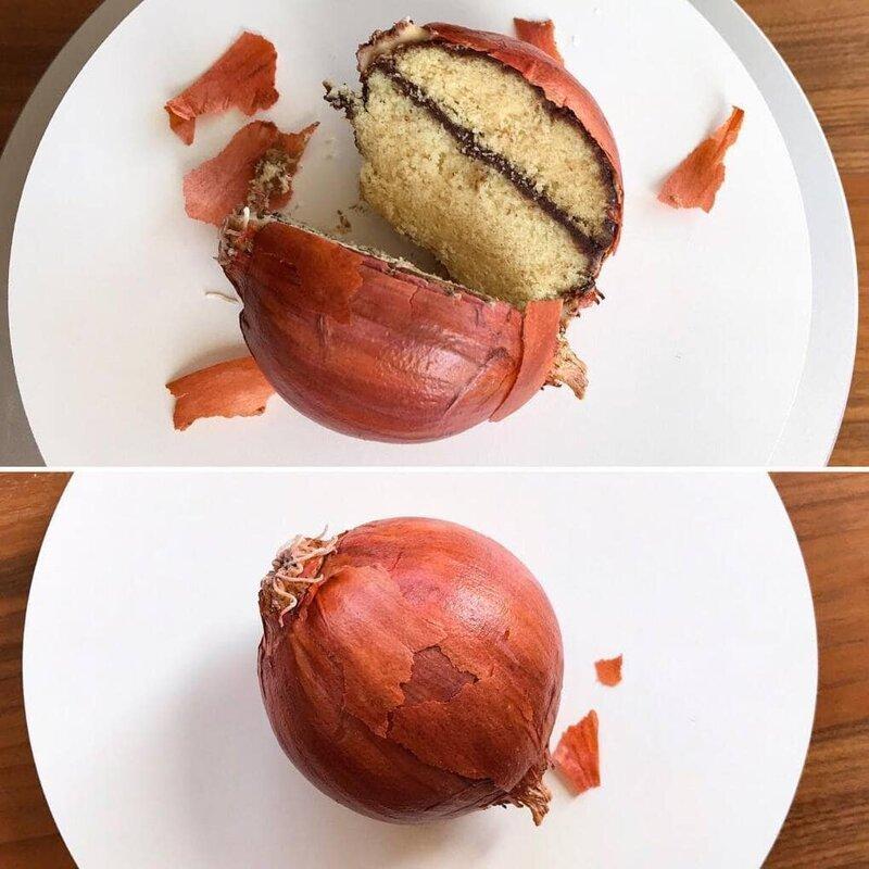 17 оригинальных тортов, которые жалко есть-18 фото-