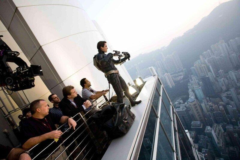 18 фотографий со съёмочных площадок, которые круты не меньше, чем сами фильмы-18 фото-