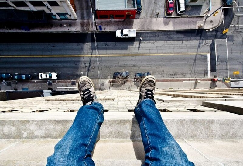 Самоубийство Роналда Опуса или закон кармы в действии-2 фото-