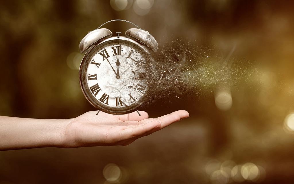 картинка время люди