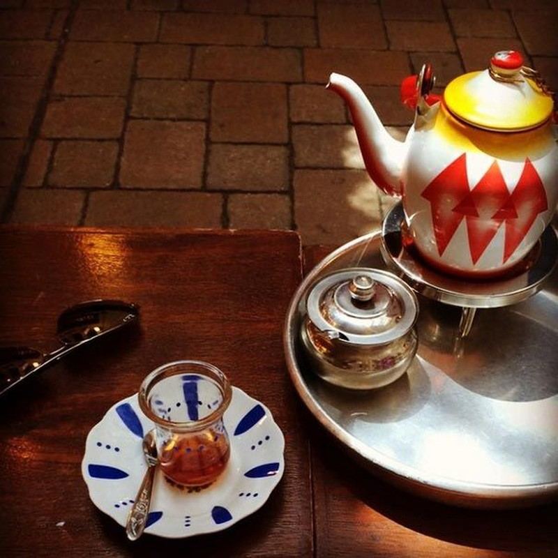 Чай в разных странах