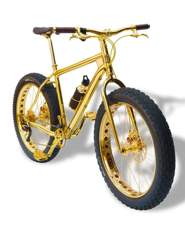 Как выглядит самый дорогой велосипед в мире стоимостью 1.000.000$