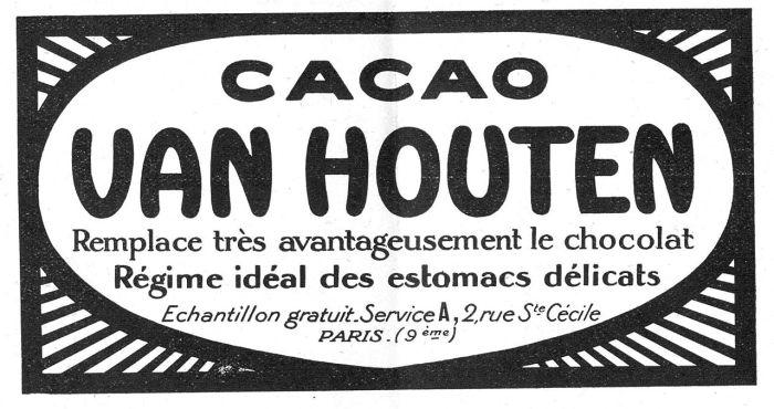 Неординарный рекламный ход: как преступник на эшафоте в разы поднял продажи какао