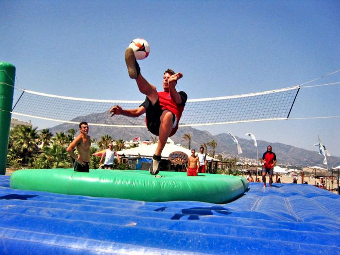 12 абсурдных и забавных видов спорта, в существование которых сложно поверить Интересное