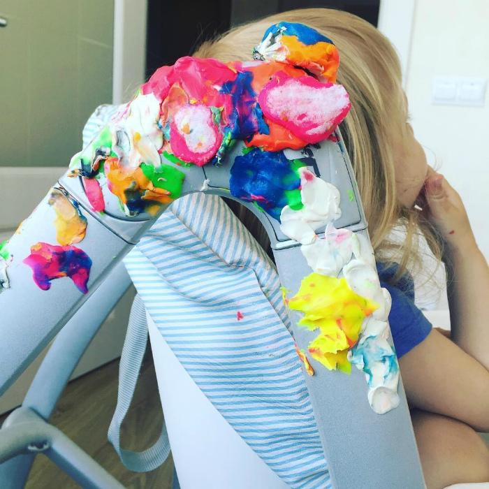 17 правдивых фотографий о том, что такое жизнь с детишками Интересное