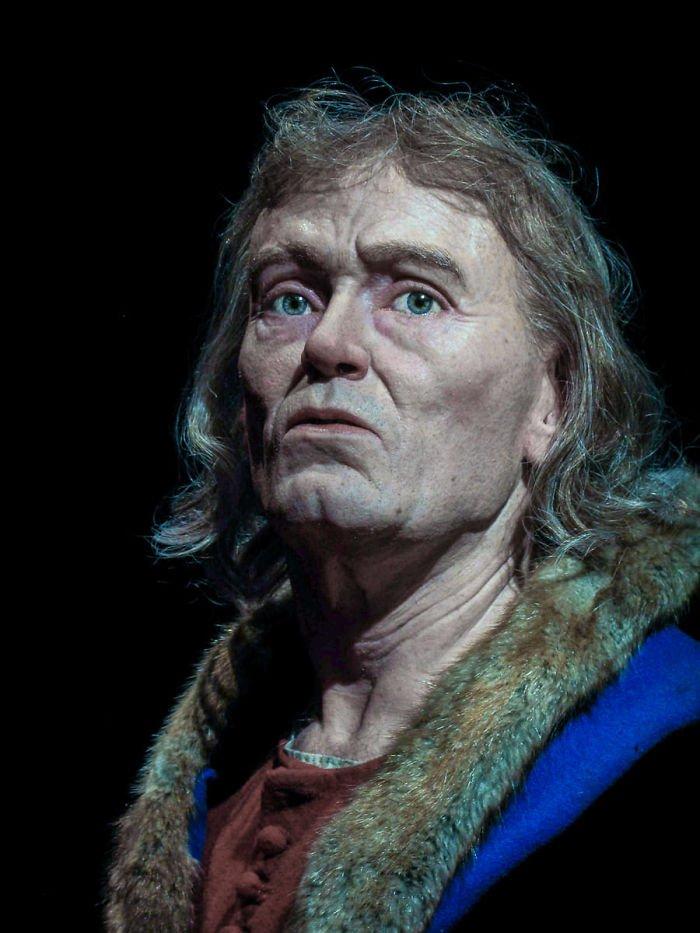 Как  выглядели люди, которые жили тысячи лет назад Интересное
