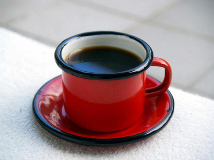 Вот что происходит с вашим телом и органами, пока вы пьёте кофе  Интересное