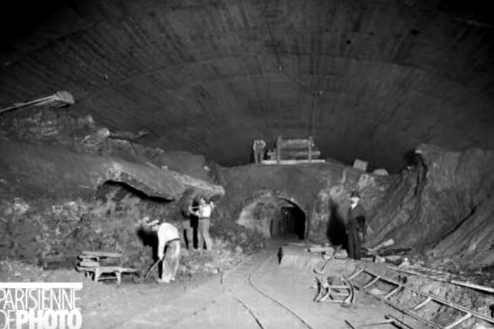 «Пневмотранзит» — подземный тоннель для пневматических поездов  Интересное