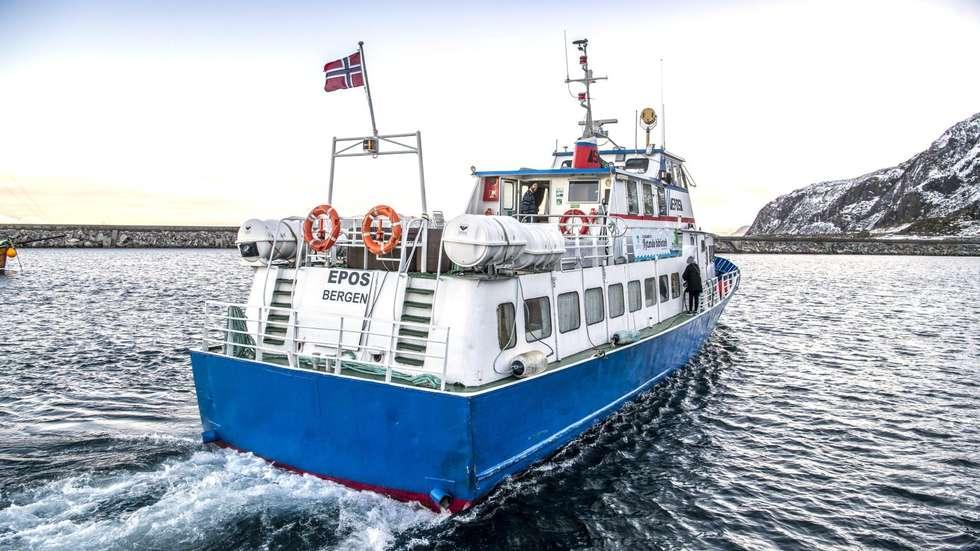 Плавучая библиотека доставляет книги читателям, живущим на отдаленных островах Стокгольмского архипелага Интересное
