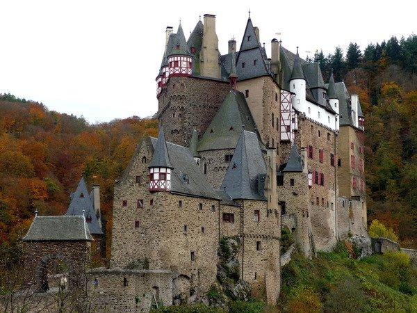 Самые великолепные замки мира Интересное