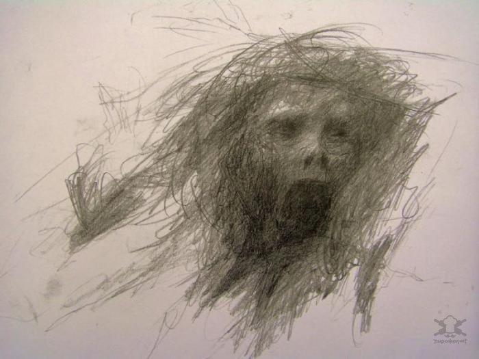 Реальные снимки которые выглядят как кадры из фильмов ужасов Интересное