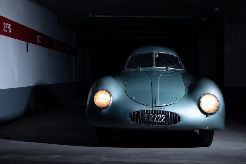 Легендарный Porsche Type 64 уйдет с молотка. Стартовая цена — 20 миллионов долларов авто