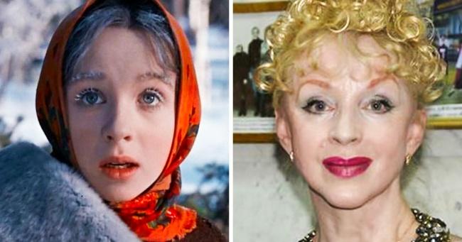 Как изменились актеры наших любимых сказок, которые мы смотрели в детстве
