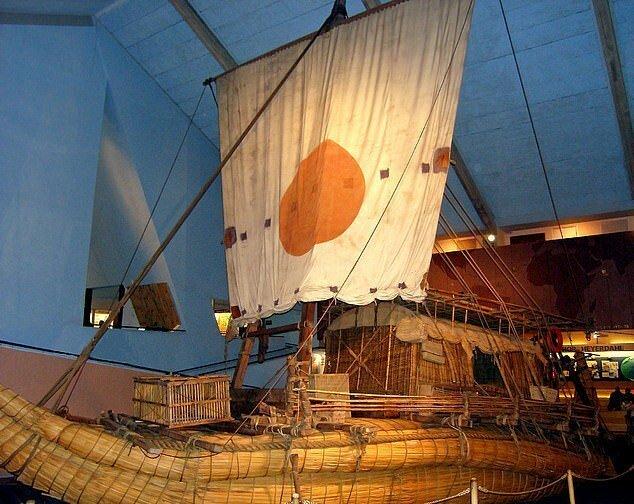 Искатели приключений отправятся на тростниковой лодке по маршруту древних египтян                      Интересное