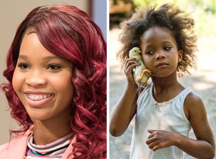 16 актеров, которые были впервые номинированы на -Оскар- еще детьми