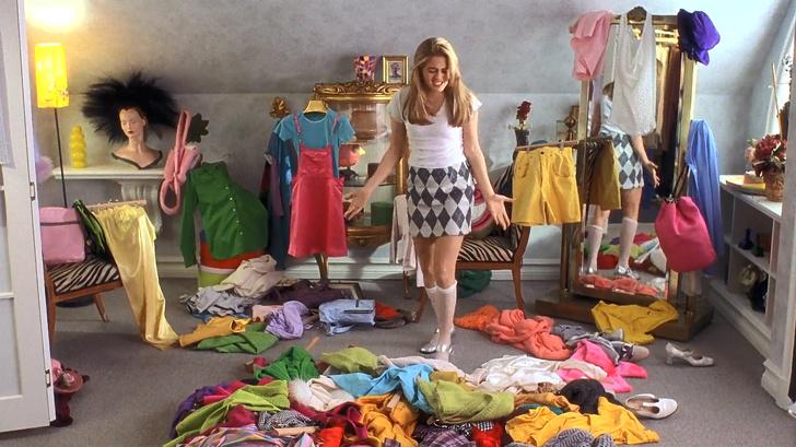Стилист дала 10 советов по разбору гардероба тем, кому вечно нечего надеть Интересное
