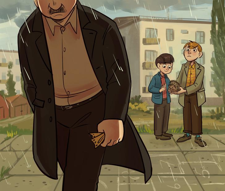 Рассказ Григория Горина о том, что дети порой понимают в этой жизни больше взрослых Интересное