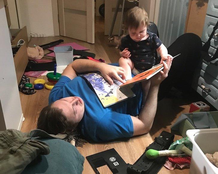 Я готовился к рождению ребенка 5 лет, но не думал, что все мои ожидания разобьются о родительскую реальность Интересное