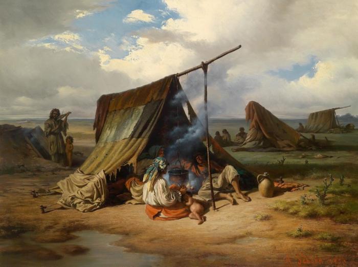 Народ из ниоткуда — истинное происхождение цыган