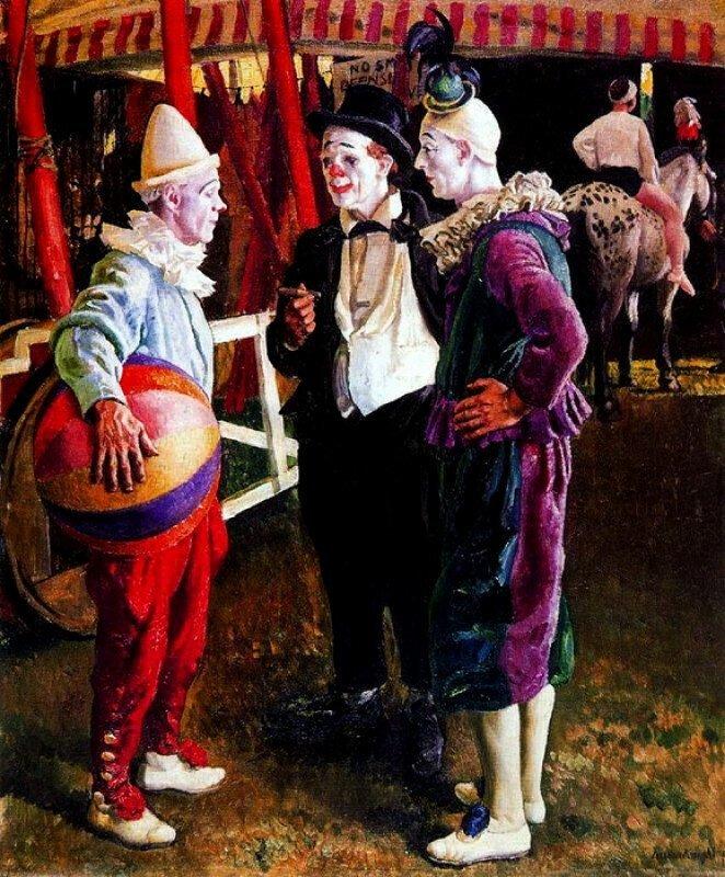 Цирк: история жестокости и милосердия-7 фото-