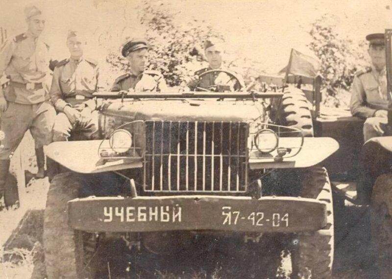 Неизвестный ЗИС для командиров                      авто