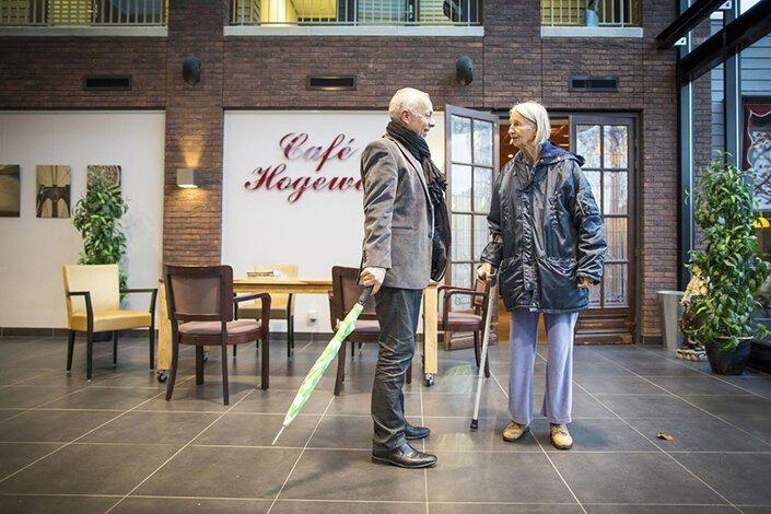 Обычная голландская деревня, где каждый… страдает от деменции-5 фото-
