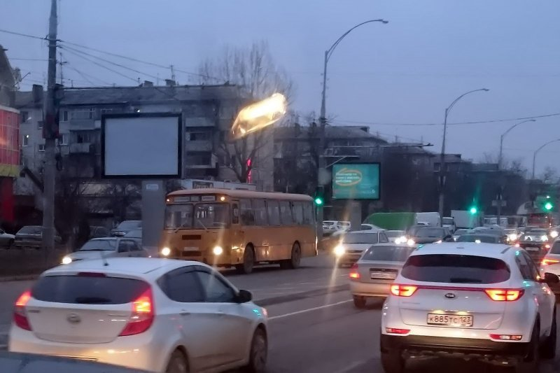 Летучий Голландец из Краснодара — ЛиАЗ-677М                      авто