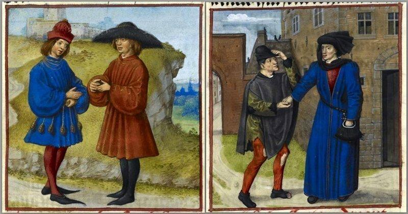 В списке богачей Флоренции те же фамилии, что и 600 лет назад-4 фото-