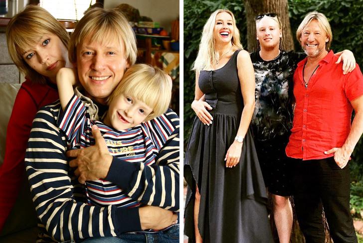 Посмотрите, как изменились 14 звездных пар за долгие годы семейной жизни