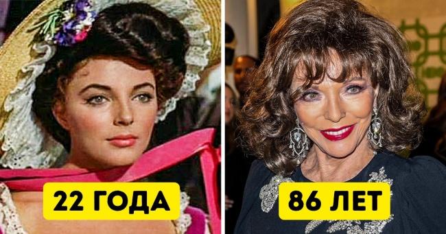 11 знаменитостей, переступивших 80-летний рубеж (Но по-прежнему крутых)