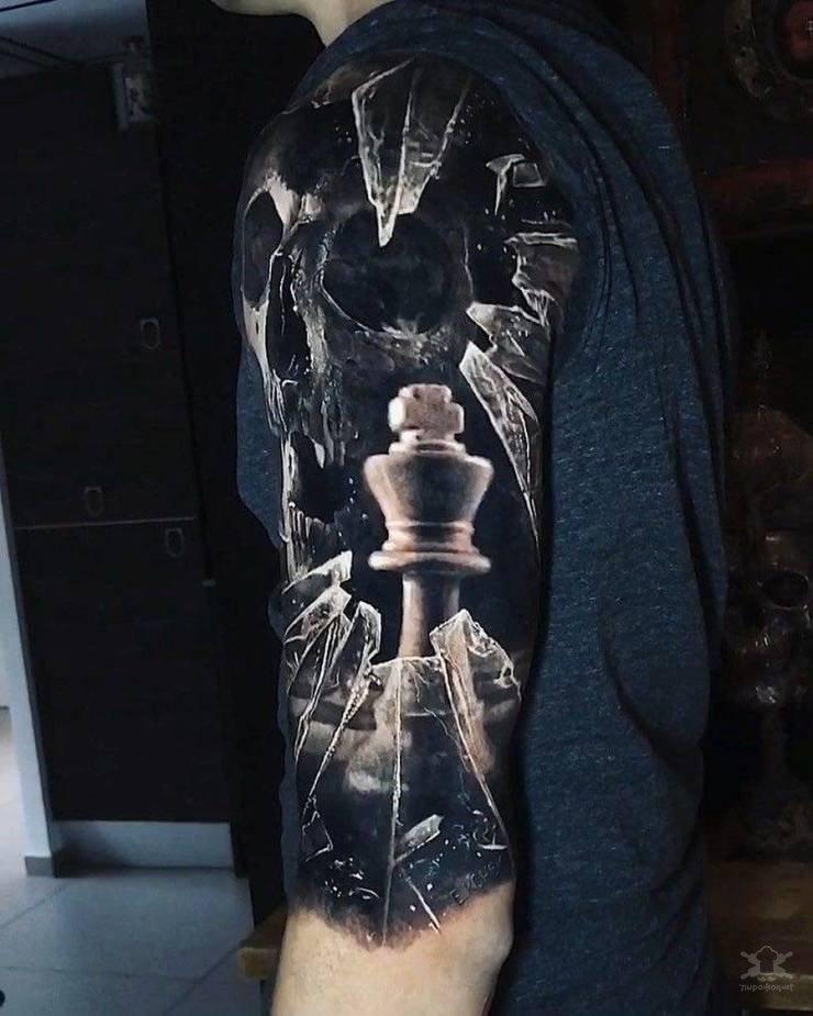 3D-татуировки