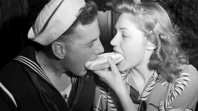 История хот-дога Интересное