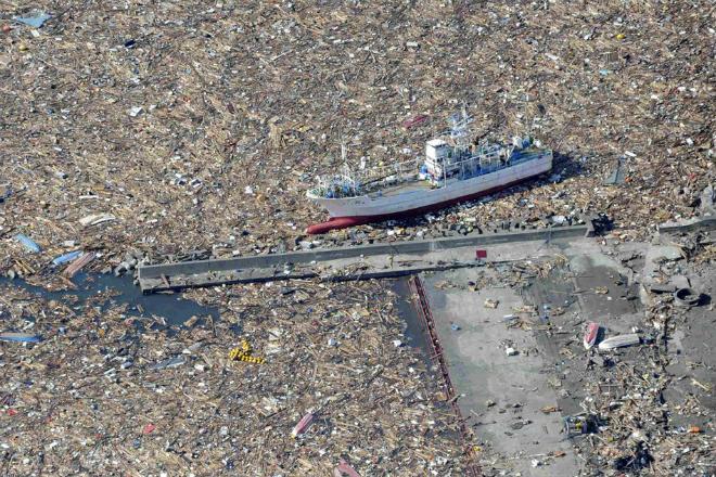 Тихоокеанское мусорное пятно Интересное
