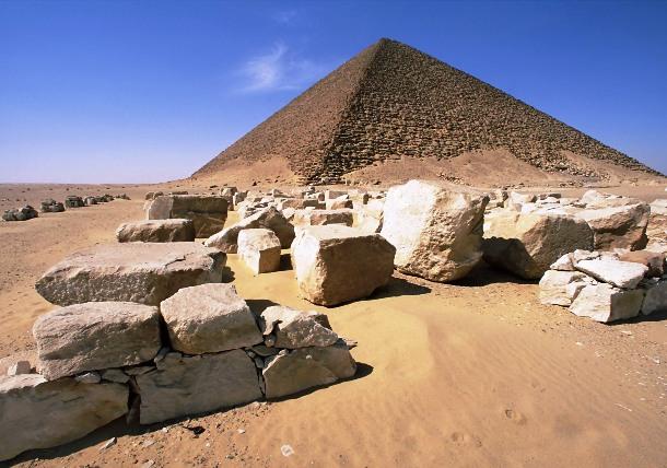 Малоизвестные факты о египетских пирамидах Интересное