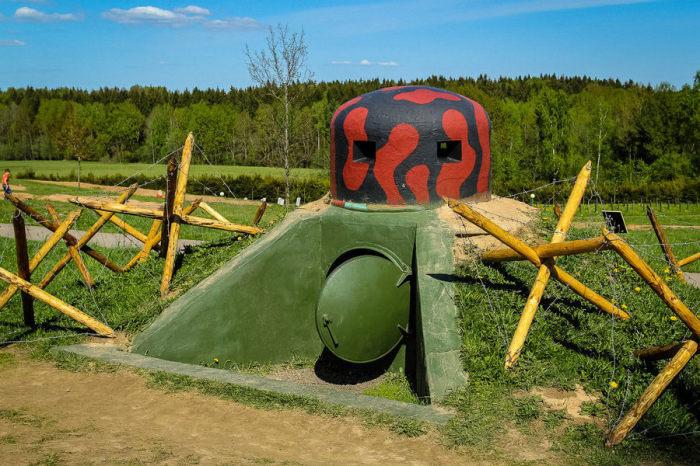 -Врасти в землю-: какими были фортификационные линии Второй мировой войны