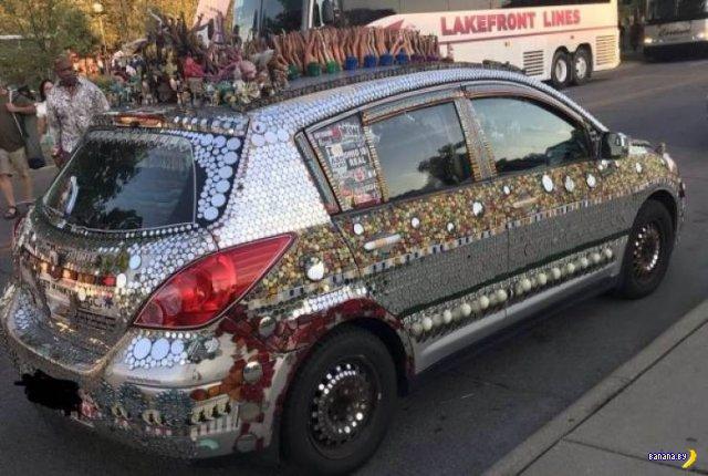 Автомобили-фрики