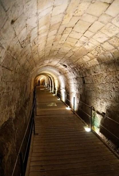 Секретный туннель рыцарей-тамплиеров, который оставался не найденным 700 лет -5 фото-