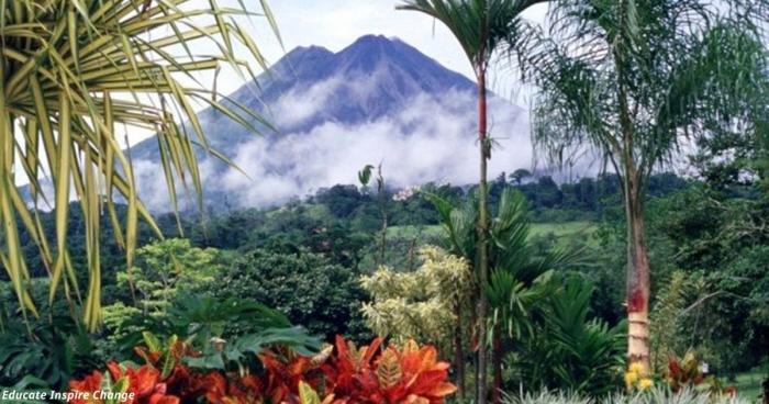 Коста-Рика станет первой в мире страной, абсолютно свободной от пластика