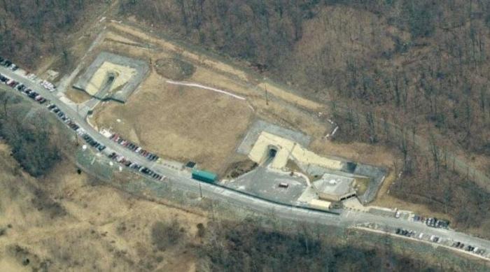 10 главных секретных бункеров правительства США -10 фото-