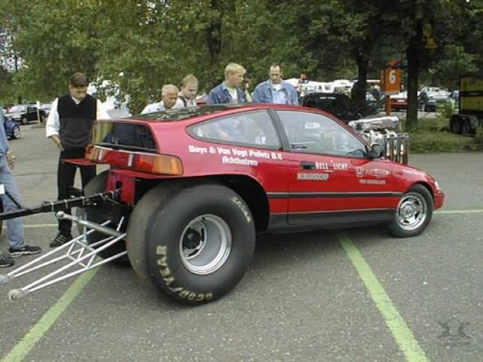 Странные и нелепые авто