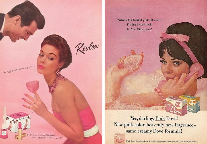 Откуда взялось правило покупать девочкам все розовое, а мальчикам — голубое