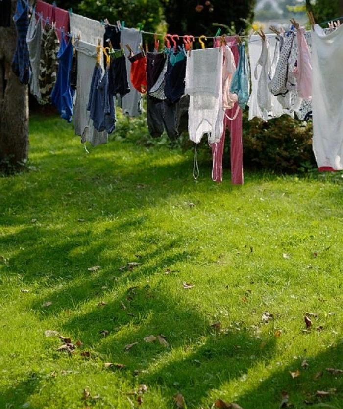 Бабушка поделилась со мной некоторыми хитростями, и теперь моя семья всегда ходит в идеально чистой, мягкой и приятно пахнущей одежде