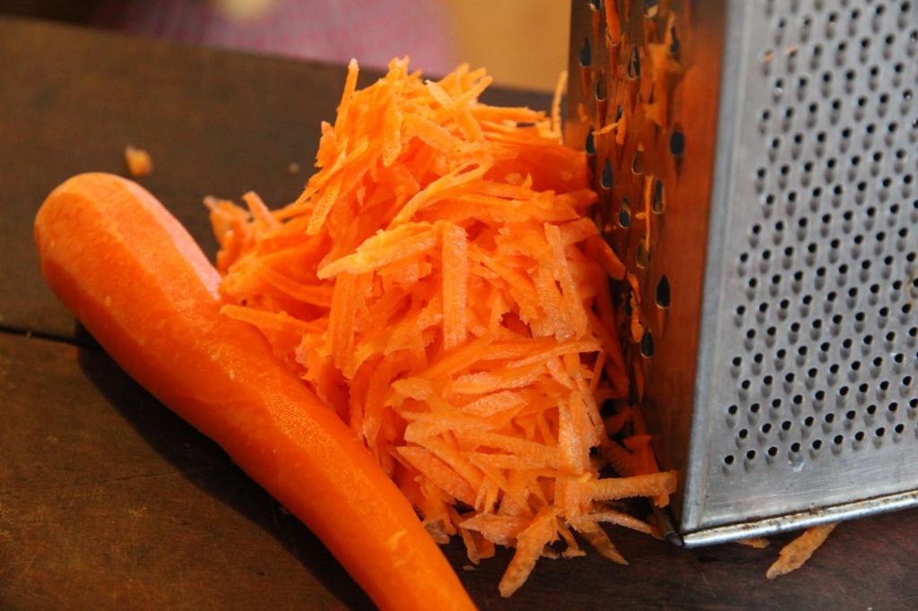 Знаю, как -спрятать- в еде своего ребенка овощи. Я готовлю ему полезные маффины