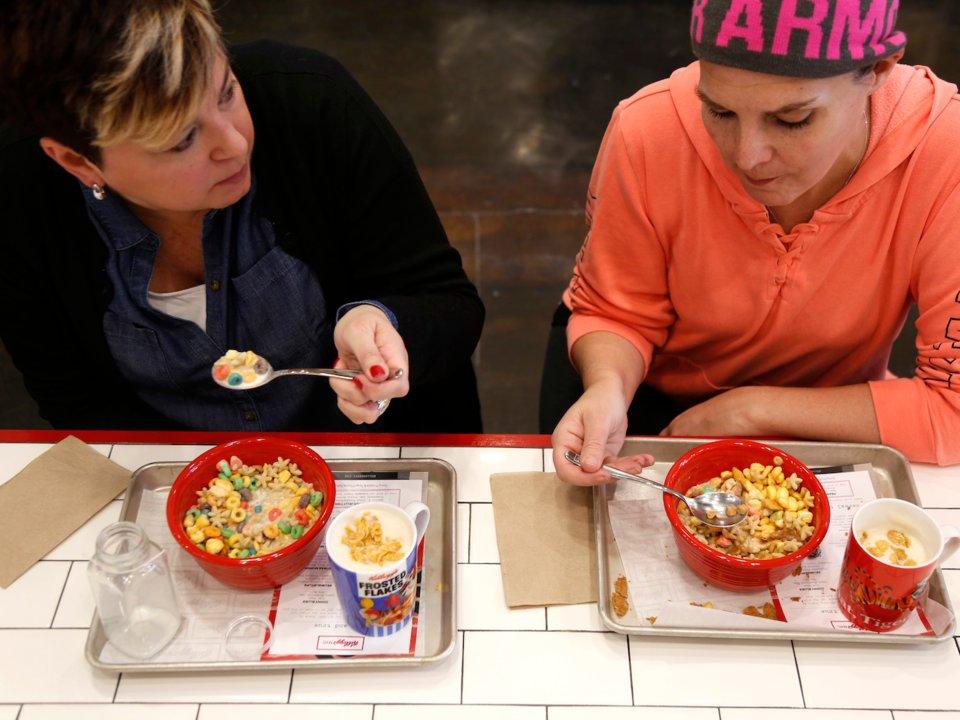 Почему вес не уходит? 7 привычных для нас вариантов завтрака, мешающих похудеть